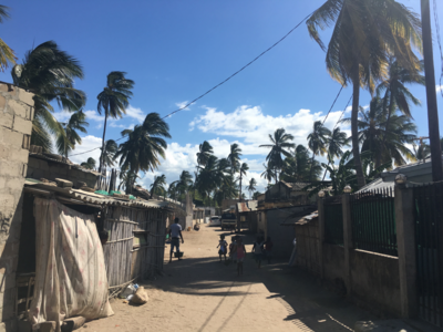 Measuring flood risks in Mozambique for the purpose of program evaluation